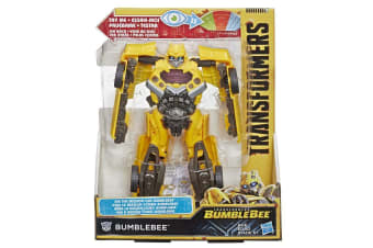 Transformers Bumblebee Mission Vision - Bumblebee
