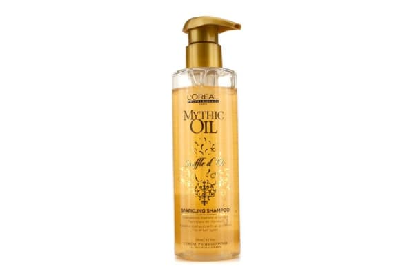 L'Oreal Professionnel Mythic Oil Souffle d'Or Sparkling Shampoo (For All Hair Types) (250ml/8.5oz)