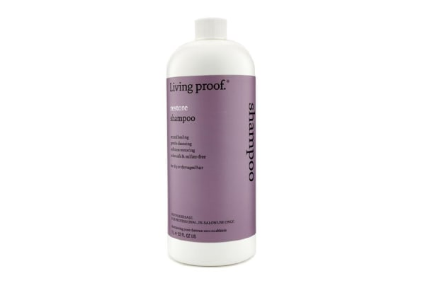 Living Proof Restore Shampoo (For Dry or Damaged Hair) (Salon Product) (1000ml/32oz)