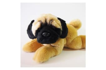 Cuddly Critters Dog Ruby Pug 25cm