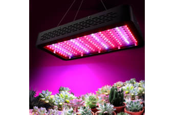 600W LED Grow Light Full Spectrum Indoor Plants Hydroponic System