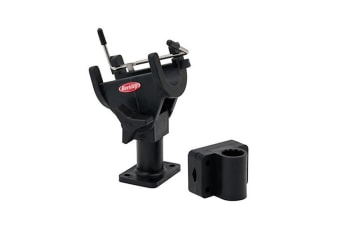 Berkley Quick Set Fishing Rod Holder - Fully Adjustable With Mounting Brackets
