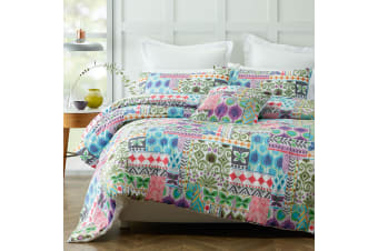Peillon Quilt Cover Set by Phase 2