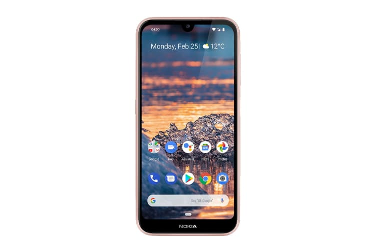 Nokia 4.2 with Android One (Pink)
