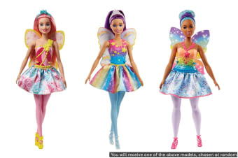 Barbie Fairytale Fairy (Assorted)