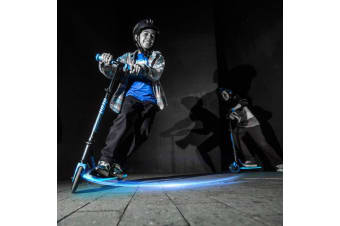 Yvolution Neon Viper Scooter in Blue