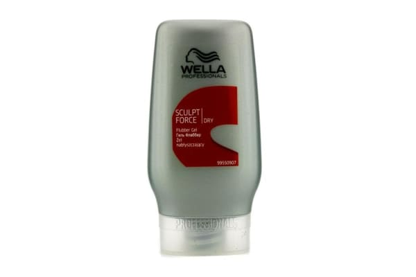 Wella Styling Dry Sculpt Force Flubber Gel (Hold Level 4) (125ml/4oz)