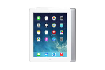 Apple iPad 4 Wi-Fi 16GB White - Refurbished Excellent Grade