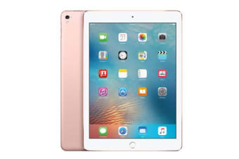 "Used as Demo Apple iPad PRO 9.7"" 32GB Wifi + Cellular Rose Gold (100% GENUINE + AUSTRALIAN WARRANTY)"
