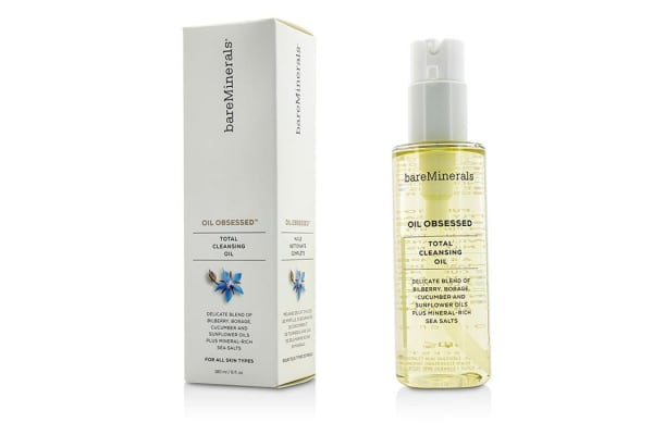 Bare Escentuals Oil Obsessed Total Cleansing Oil (180ml/6oz)