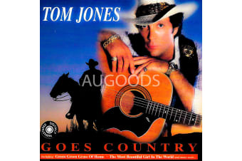 Tom Jones - Goes Country BRAND NEW SEALED MUSIC ALBUM CD - AU STOCK