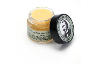 Capt Fawcett's Moustache Wax 15ml Ylang Ylang