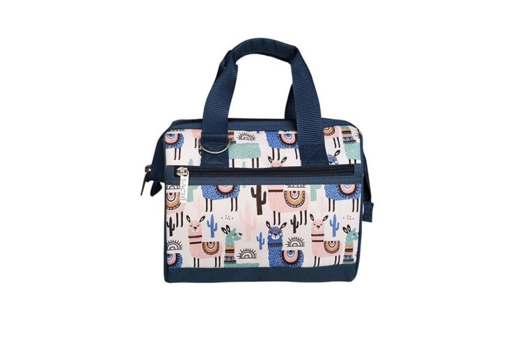 Sachi Style 34 Insulated Lunch Bag Llamas