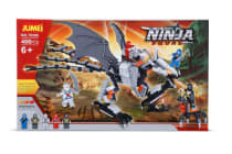Jumei Building Blocks - Ninja Squad