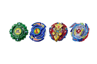 Beyblade Burst Elite Warrior 4 Pack