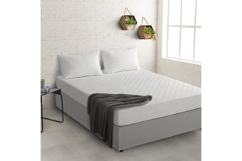 Cotton Mattress Protector Single Bed
