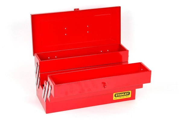 Stanley 5 Tray Cantilever Tool Box