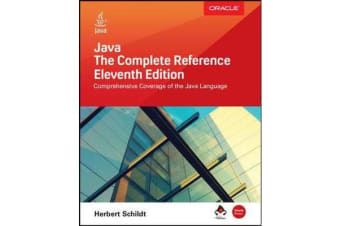 Java - The Complete Reference, Eleventh Edition