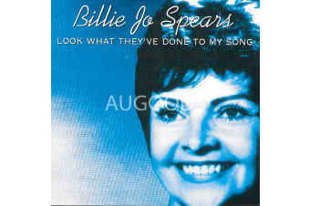 Billie Jo Spears - Look what they've done to my song MUSIC CD NEW SEALED