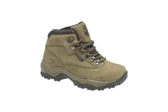 Mirak Lady Montana Womens Hiker Boot / Ladies Hiking Boots (Khaki) (8 UK)