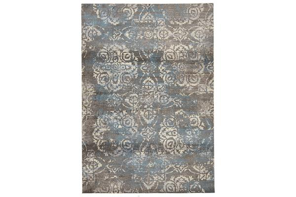 Mix Modern Grey Rug 160x110cm