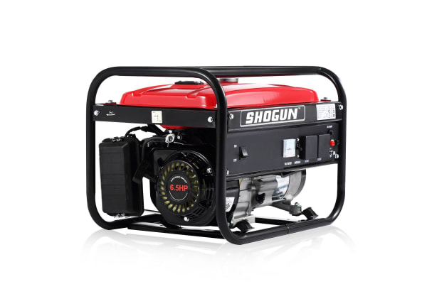 1800W RATED 4 Stroke 2 Phase Output Gasoline Generator