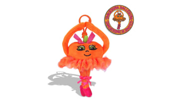 Whiffer Sniffers - Tangerina Ballerina Backpack Clip