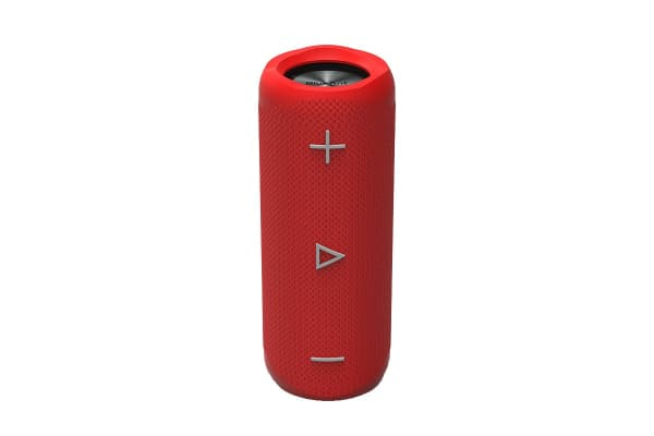 BlueAnt X2 Portable Bluetooth Speaker - Red (X2-RD)