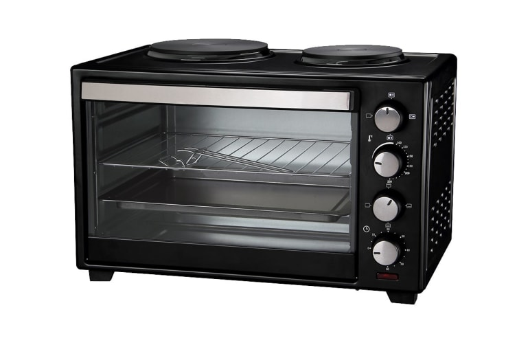 Maxim KitchenPro 30L Oven with Hot Plates (MOHP30)