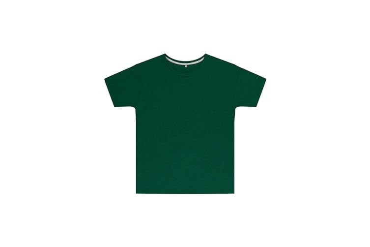 SG Childrens Kids Perfect Print Tee (Bottle Green) (9-10 Years)
