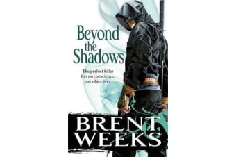 Beyond The Shadows - Book 3 of the Night Angel