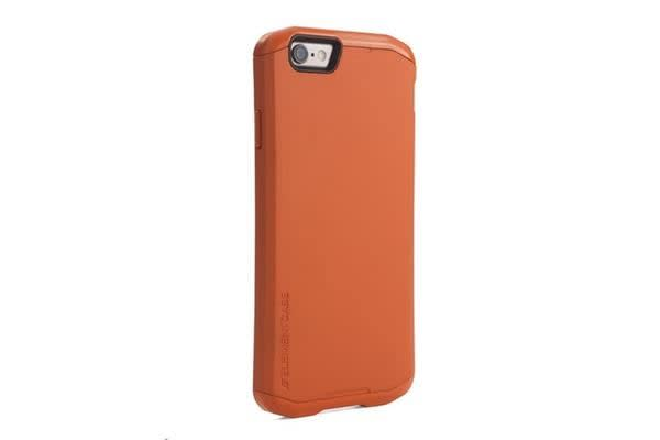 Element Case iPhone 6/6S Plus - Aura Coral Body w/Gloss Coral