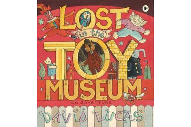 Lost in the Toy Museum - An Adventure