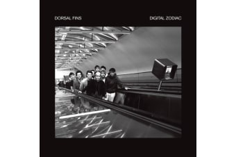 Dorsal Fins - Digital Zodiac BRAND NEW SEALED MUSIC ALBUM CD - AU STOCK