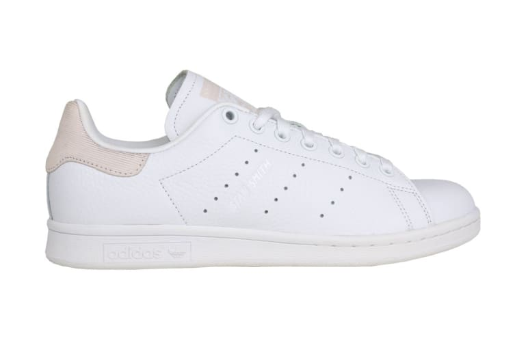 newest 9bfc2 50672 Adidas Originals Women's Stan Smith Shoes (White/White/Orchid, Size 7)