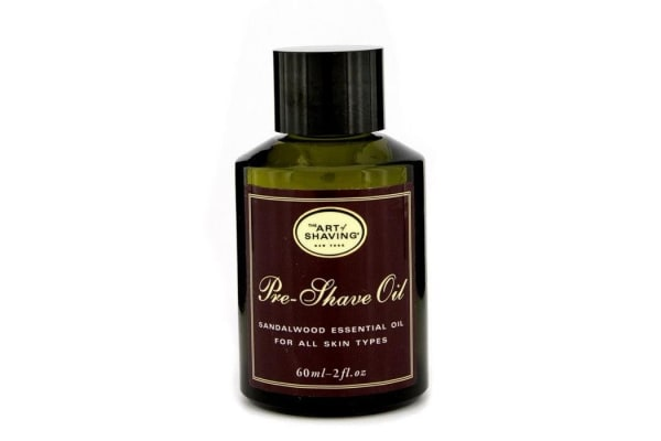 The Art Of Shaving Pre Shave Oil - Sandalwood Essential Oil (Unboxed) (60ml/2oz)