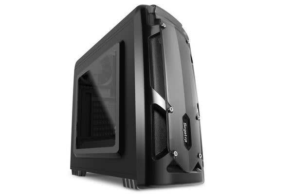 Segotep Polar Light Mini ATX Tower Case - Black