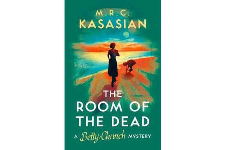 The Room of the Dead - A gripping WW2 crime mystery