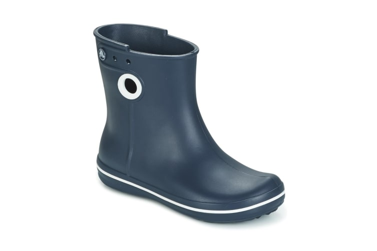 Crocs Womens/Ladies Crocband Jaunt Shorty Boots (Navy) (8 UK)