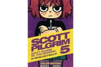 Scott Pilgrim Color Hardcover Volume 5 - Scott Pilgrim Vs. The Universe