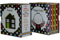 Baby's Very First Black and White Little Library Box Set