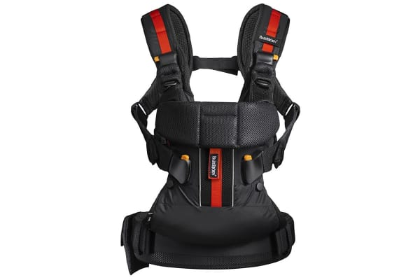 BabyBjorn Baby Carrier - One Outdoors (Black)