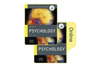 IB Psychology Print and Online Course Book Pack - Oxford IB Diploma Programme