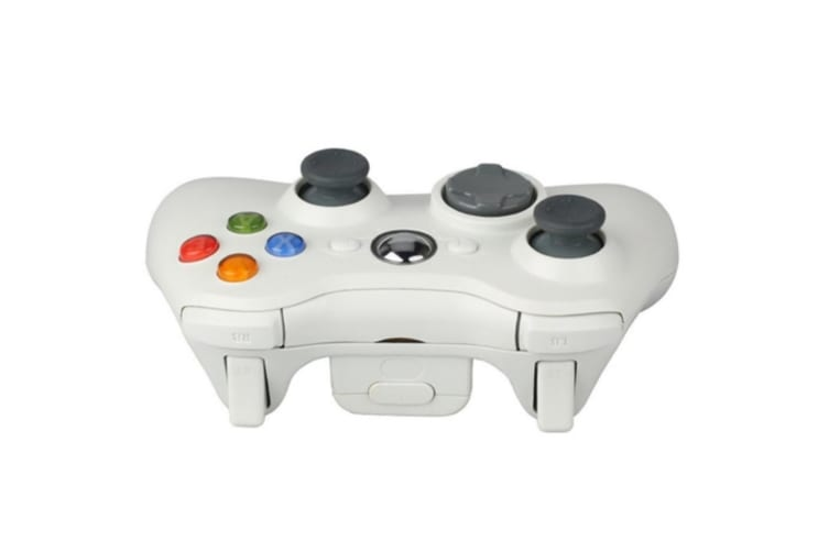 Bluetooth Wireless Controller Game Controller Pc Handle - White White