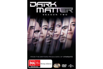 Dark Matter Season 2 DVD Region 4
