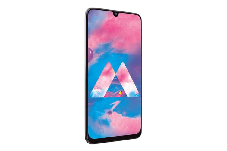 Samsung Galaxy M30 Dual SIM (64GB, Gradation Black)