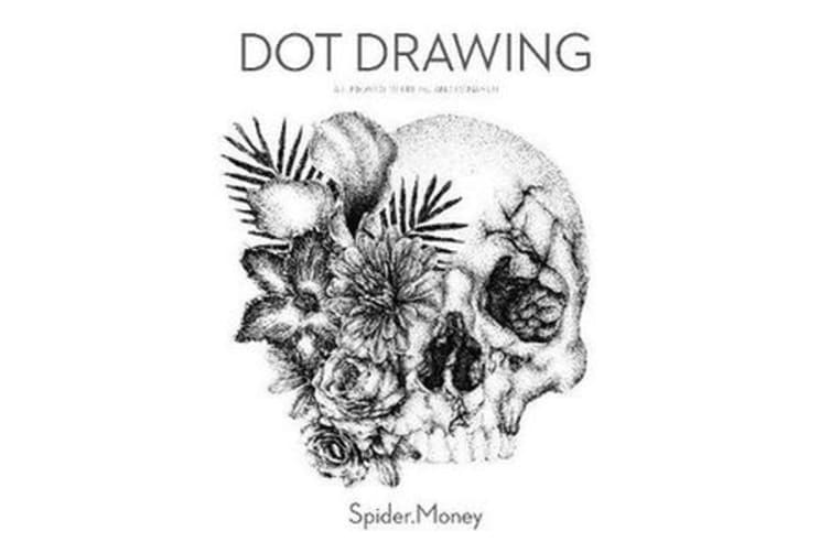 Dot Drawing - A Fusion of Stippling and Ornament