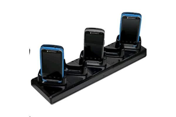 ZEBRA MULTIDOCK UNIV CHARGE ONLY 5-BAY TC55