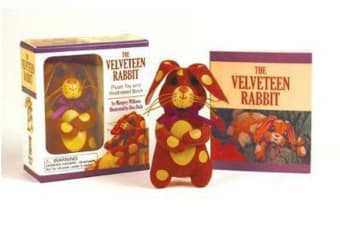 The Velveteen Rabbit Mini Kit - Plush Toy and Illustrated Book
