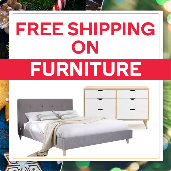Free Shipping on Almost All Furniture*